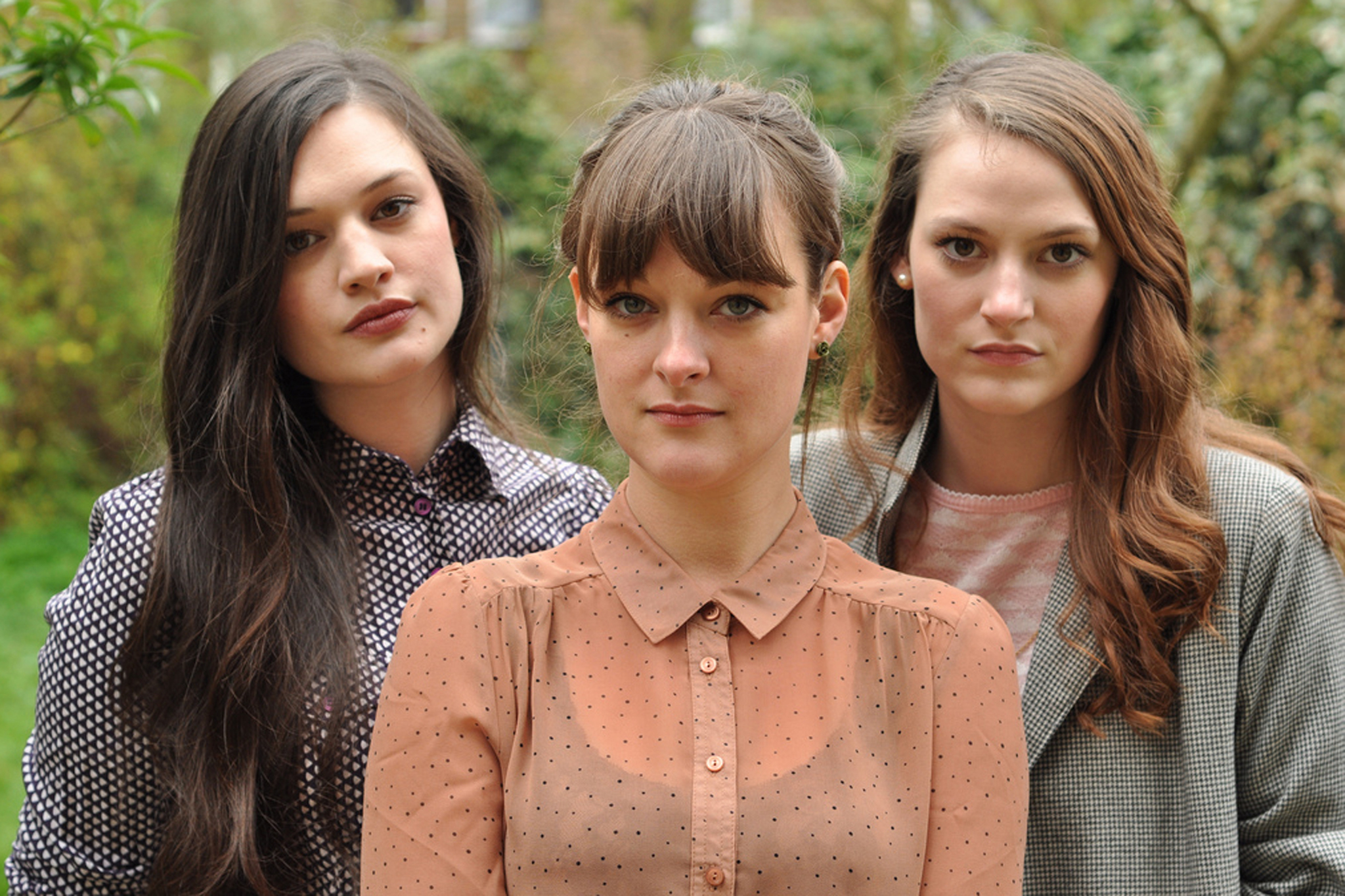 "The Staves perform ""Icarus"""