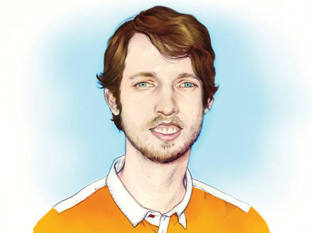 The Hot Seat: Jon Heder