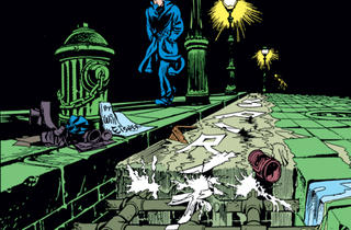 (Will Eisner/Courtesy DC Comics)