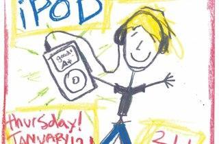 Macaulay Culkin's iPod