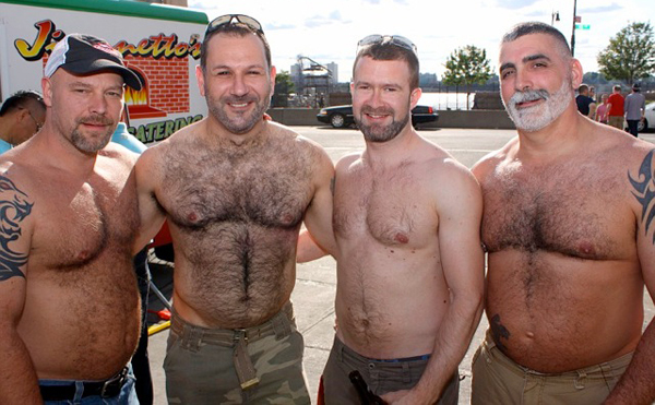Gay bear picts