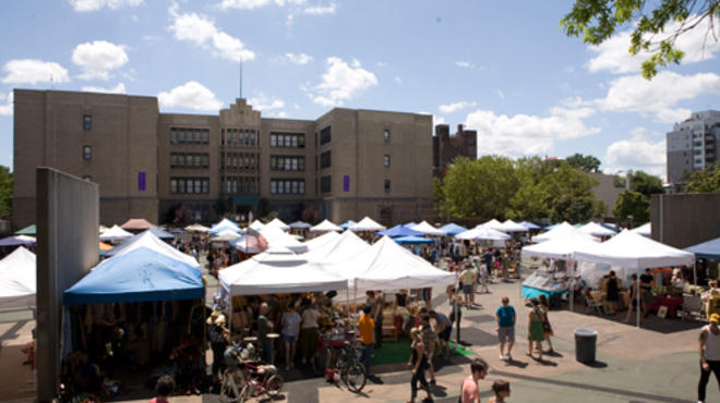 Brooklyn Flea (Fort Greene)
