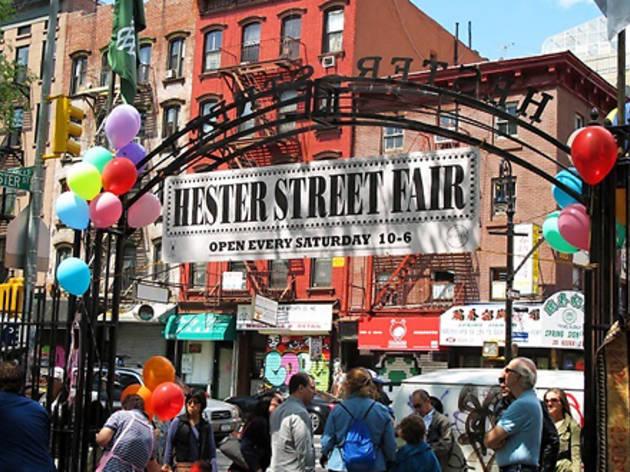 Hester Street Fair
