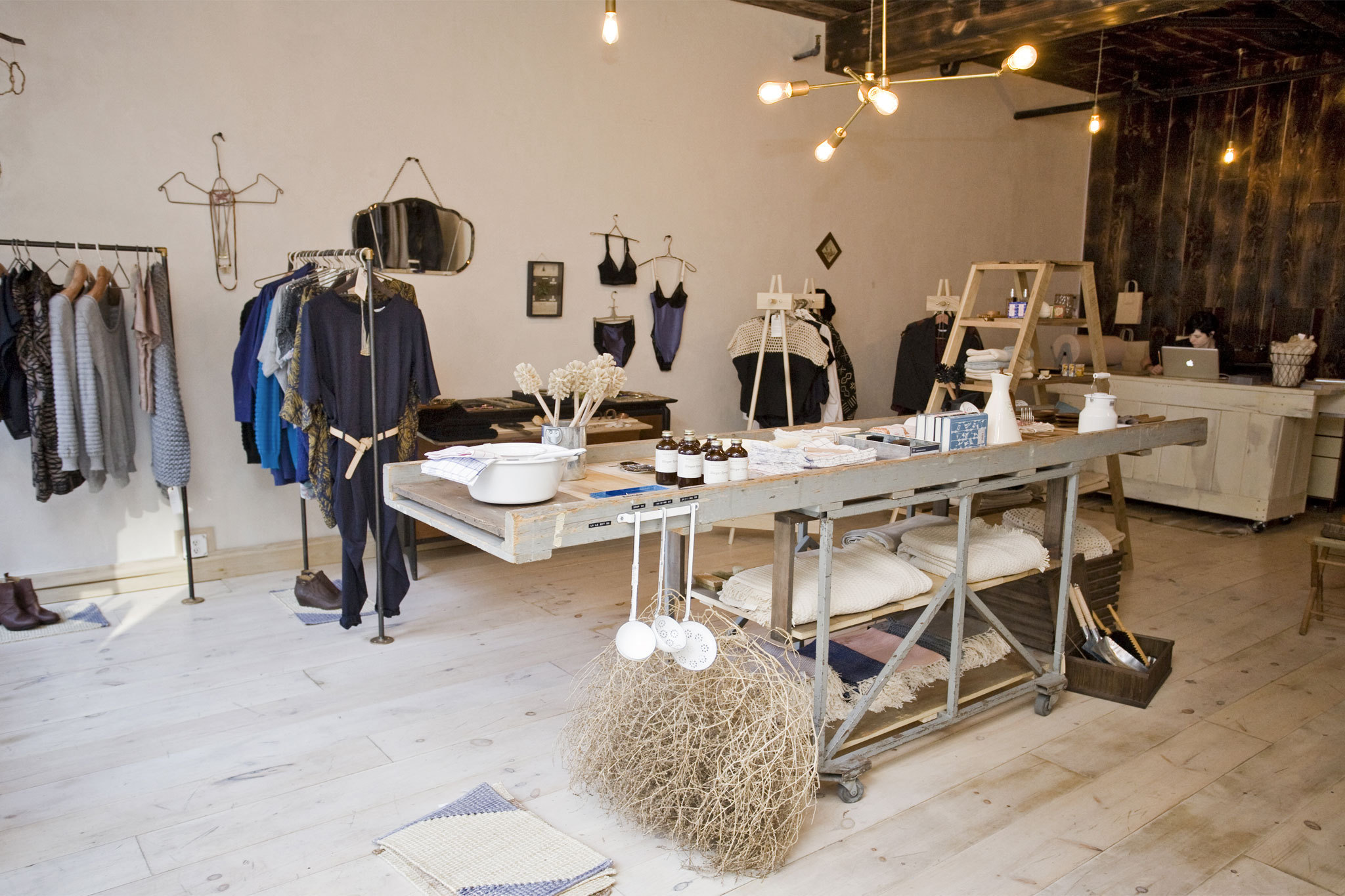 The best shops in Williamsburg