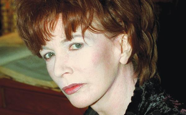 Edna O'Brien + Edward St. Aubyn