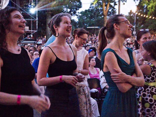 Celebrate Brooklyn! Dance Parties