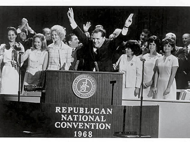 EXECUTIVE PRIVILEGE Hopkins gets Nixon.