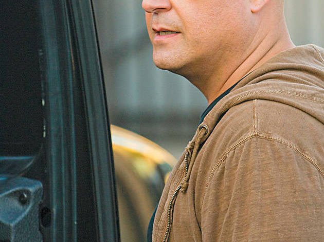 BLUE THUNDER Mackey (Chiklis) continues to take L.A. by storm.