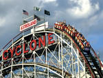101 things to do in the spring in New York City 2013: Get taken for a free ride on opening day at Coney Island