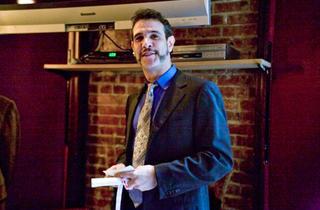 Circle president Adam Feldman