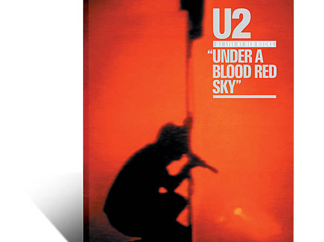 U2 Live at Red Rocks: Under a Blood Red Sky | Movie review
