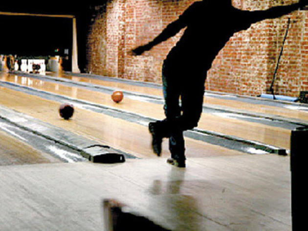 Bowl at the Gutter…