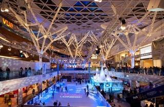 Westfield London Ice Rink 2011
