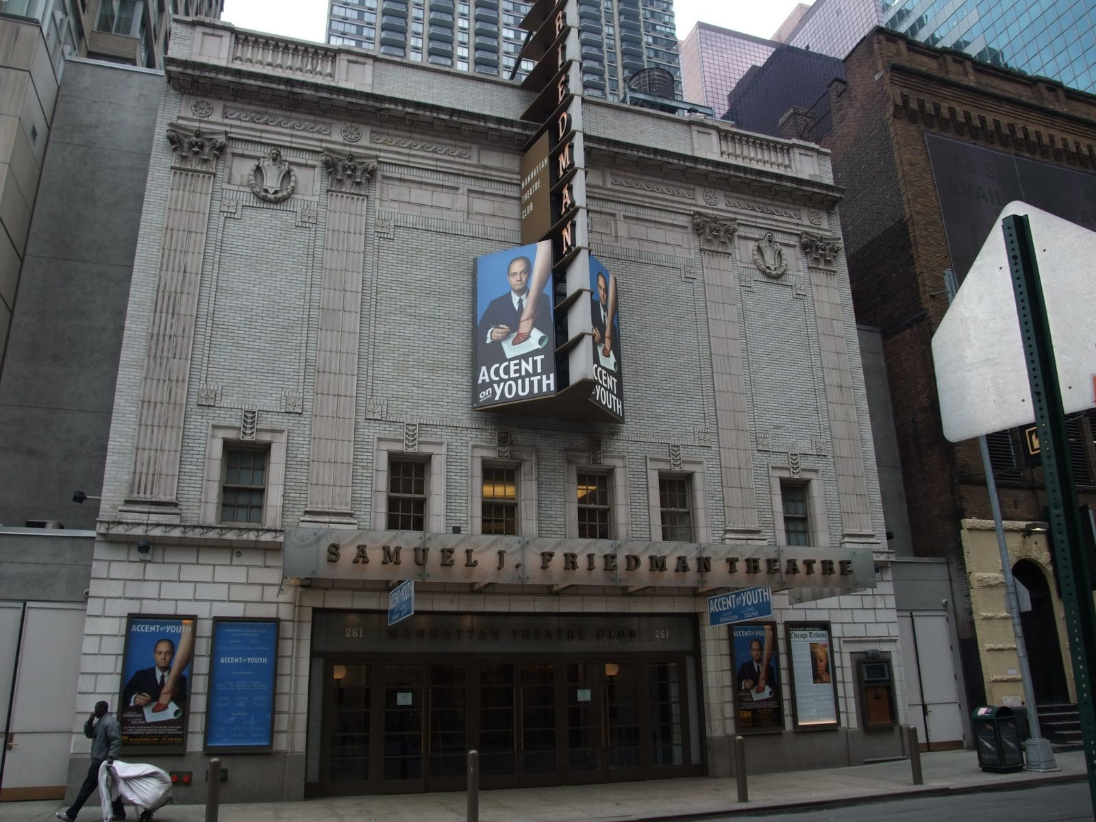Samuel J Friedman Theatre Theater In Midtown West New York