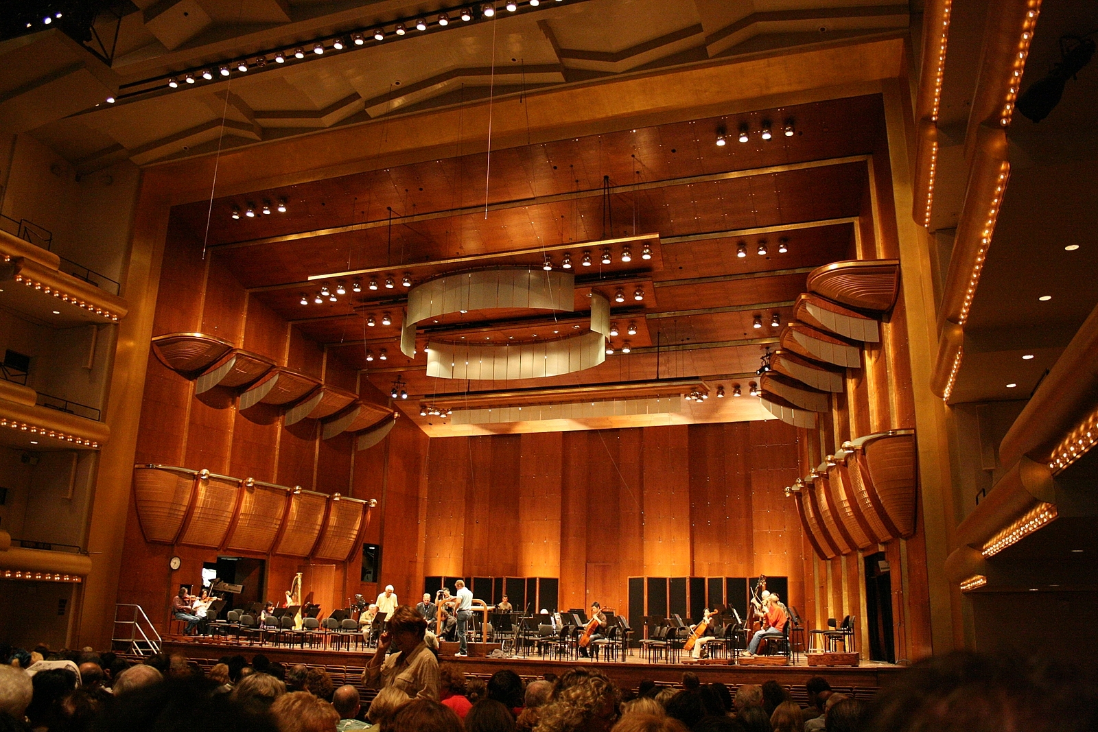 David Geffen Hall At Lincoln Center Manhattan Ny