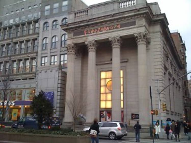 6pm Pop-up musicals at Daryl Roth Theatre, 101 E 15th St