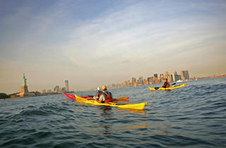 Kayaking (Photograph: Oliver Renck)