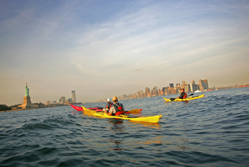Where to canoe, kayak and surf