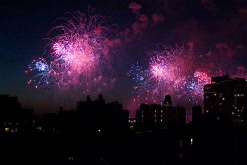 Photos: Fourth of July fireworks 2011