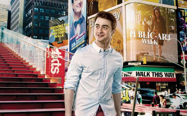 Broadway walk