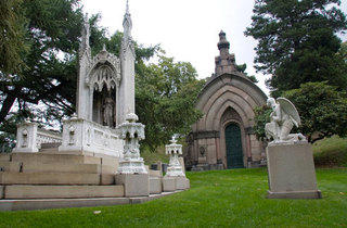 Green-Wood Cemetery: Off the Map