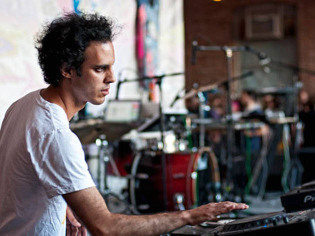 Verboten and Fixed: StageOne Presents Four Tet + James Holden + George FitzGerald + JDH & Dave P