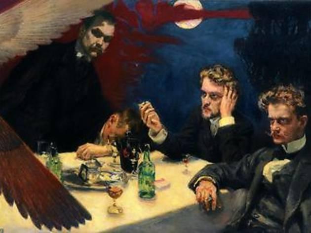 'Symposium [Symposion]', 1894 (© Jani Kuusenaho)