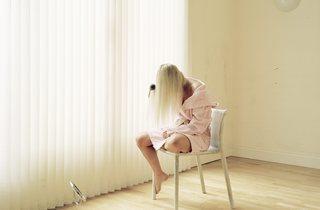 'Grooming', série 'Plucked' (© Geir Moseid )