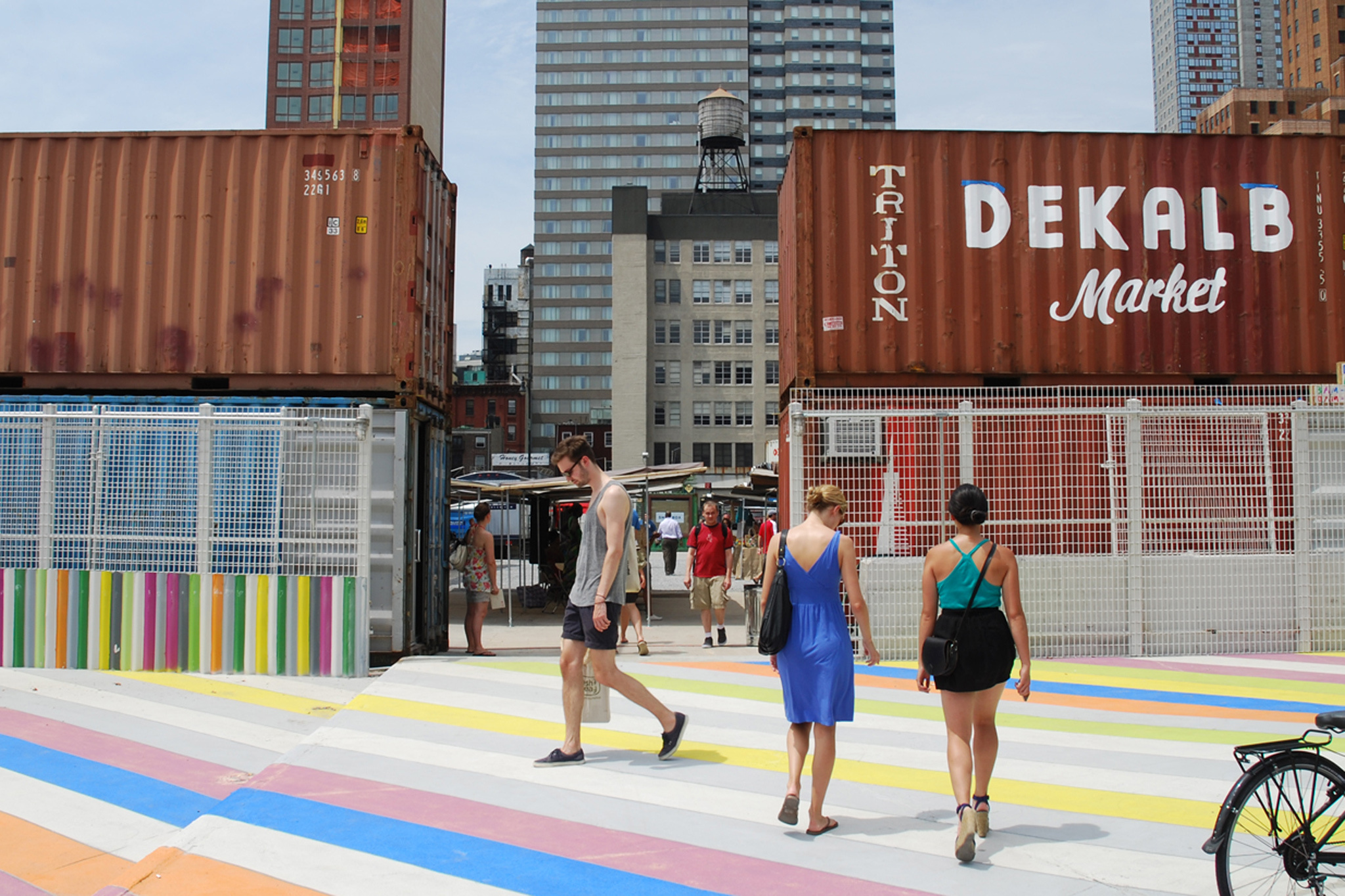7. Discover a hot spot in Downtown Brooklyn
