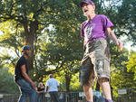 101 things to do in the spring in New York City 2013: Groove at a roller-skating jam on Saturdays (and Sundays)