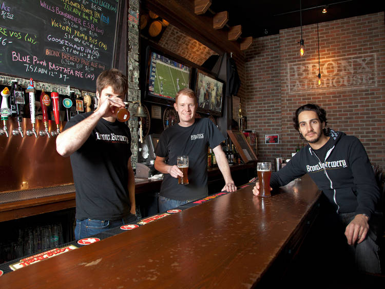 Bronx Brewery, Bronx, NY