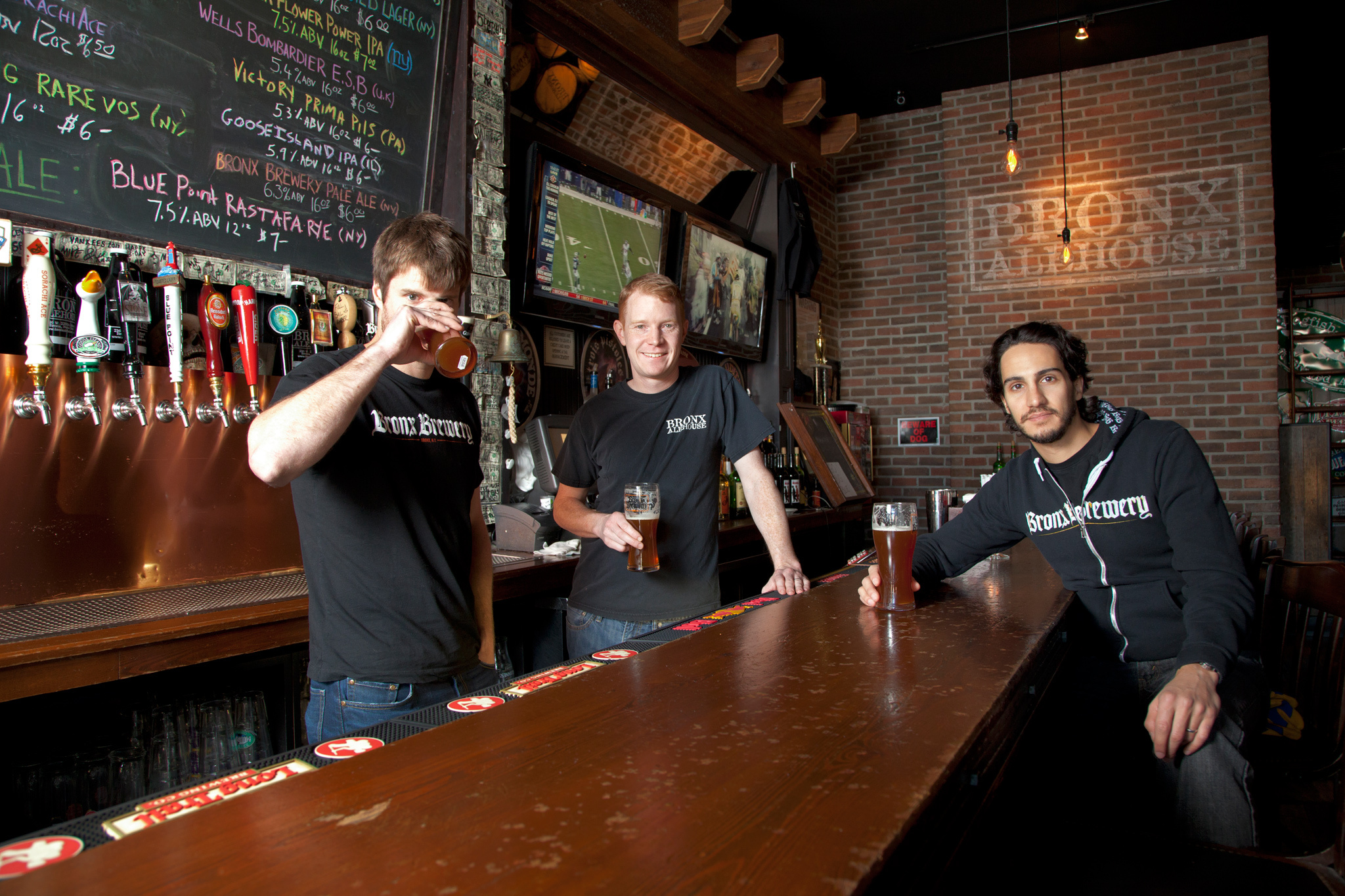53. Commune with hops-heads. Pictured: The Bronx Brewery