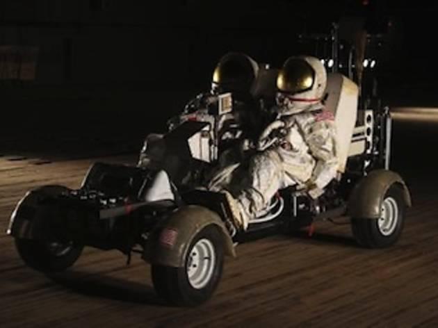 Tom Sachs, Space Program: Mars