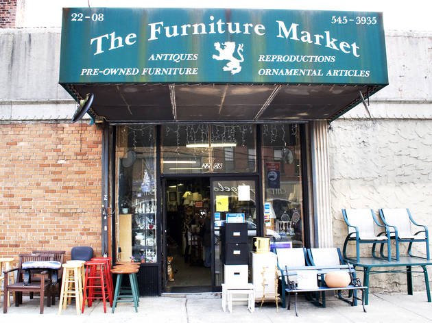 The Furniture Market Shopping In Astoria Queens