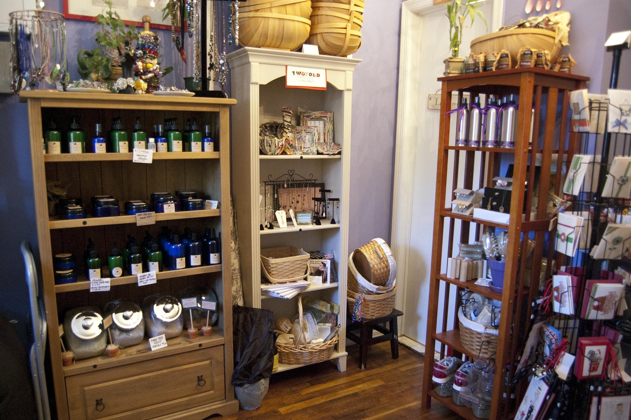The Little Soap Shop