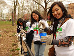 101 things to do in the spring in New York City 2013: New York Cares Day Spring