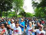 101 things to do in the spring in New York City 2013: Join the AIDS Walk New York