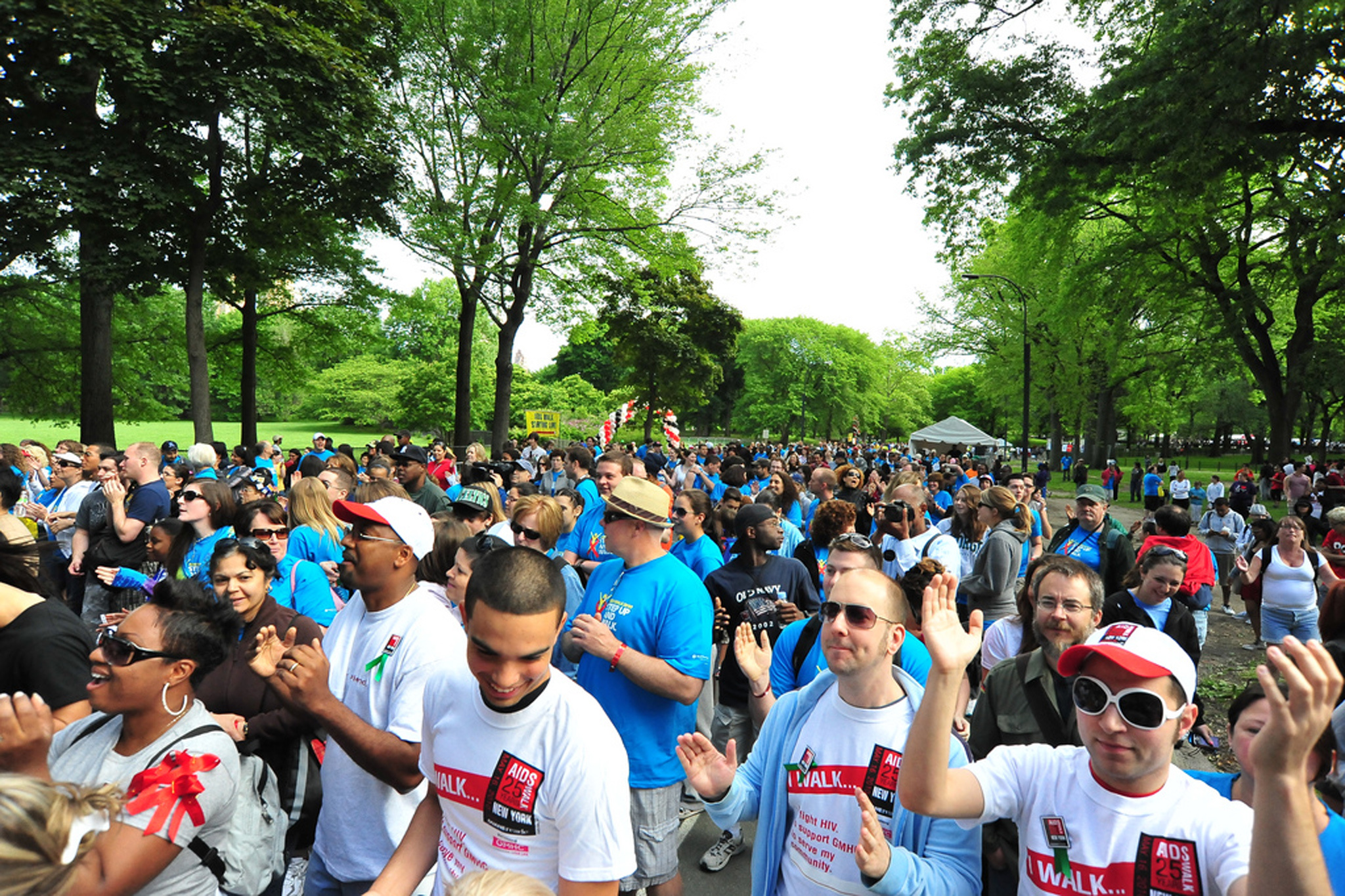 Join the AIDS Walk New York