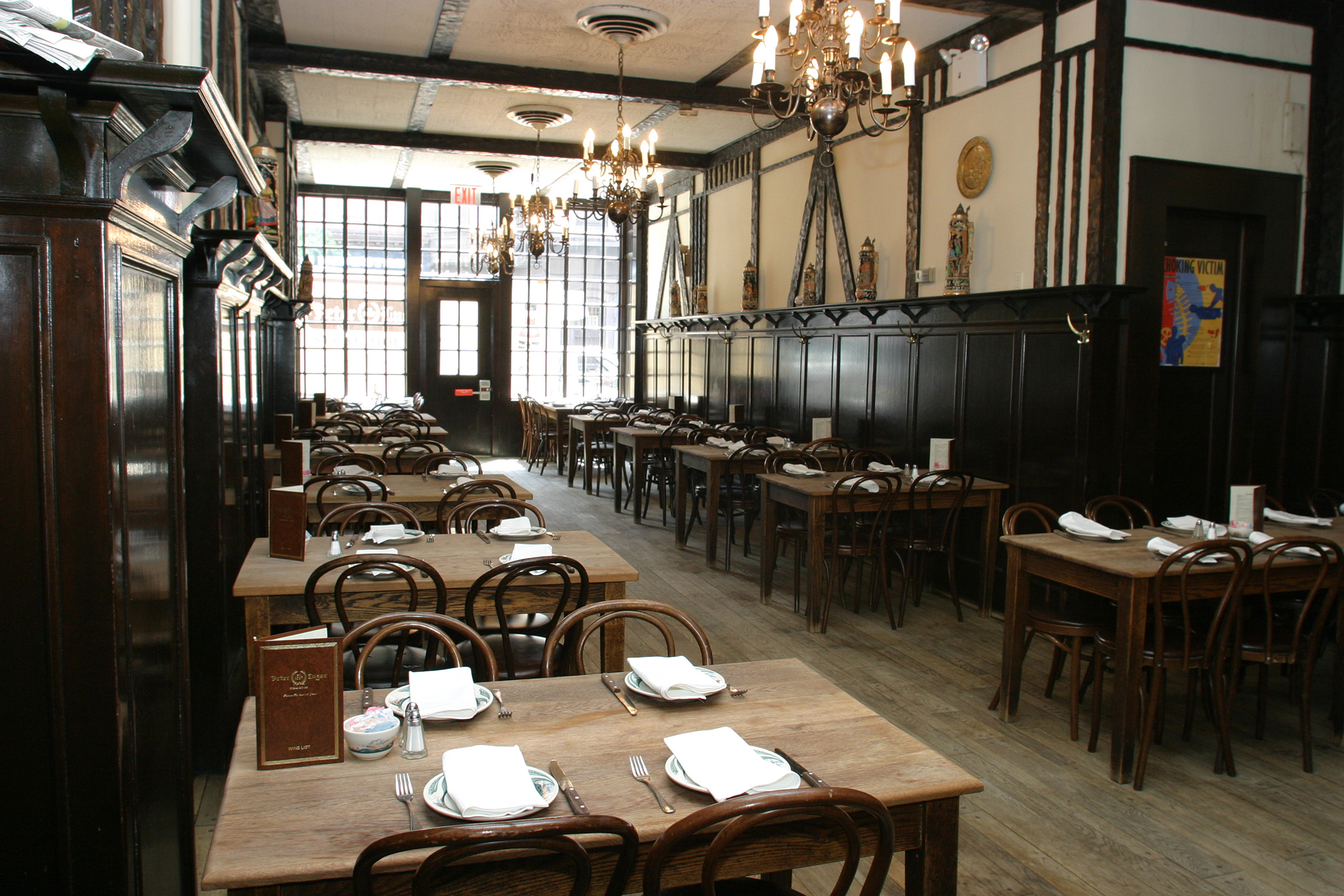 Best steakhouses in nyc including peter luger and wolfgang s