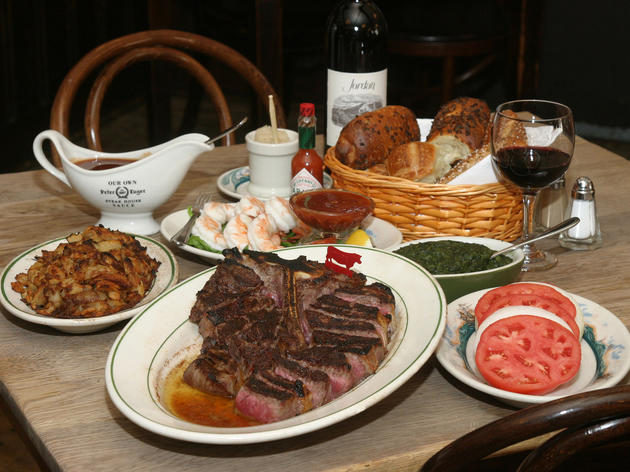 Peter Luger Restaurants In Williamsburg Brooklyn