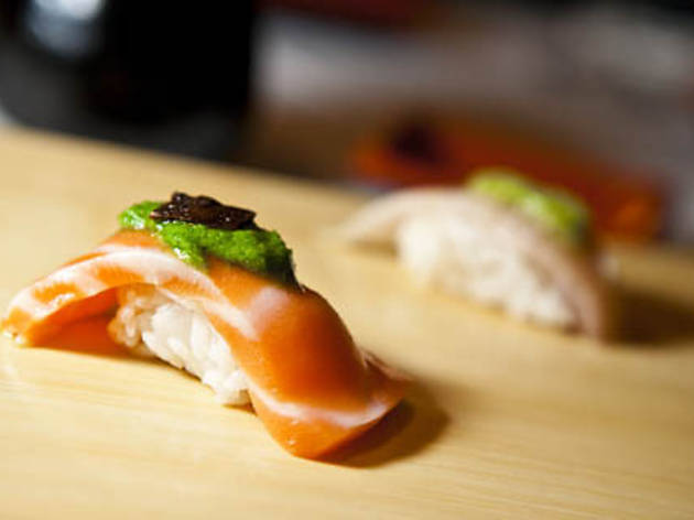 The best sushi in Boston