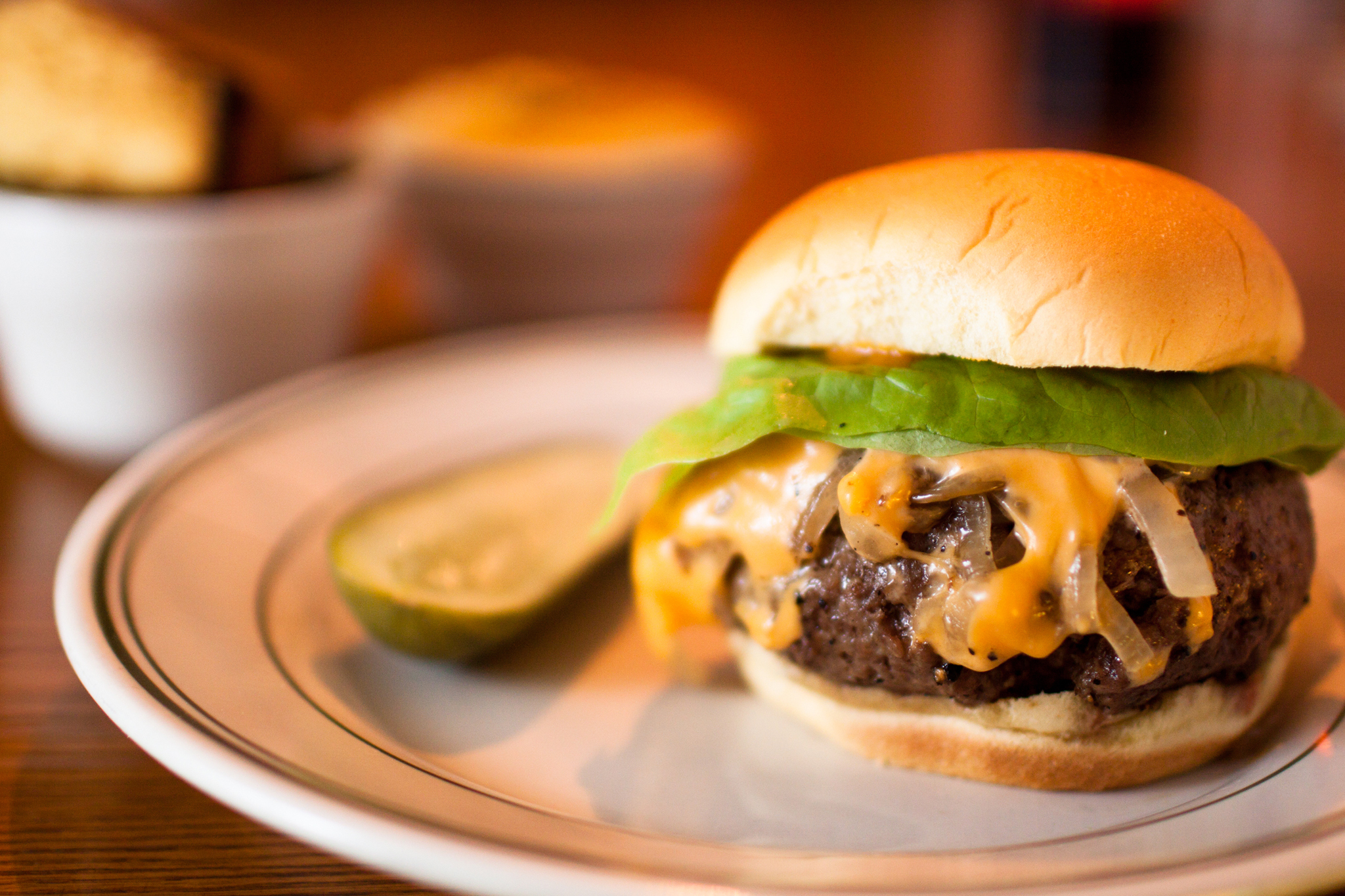 The best new burgers (2012)