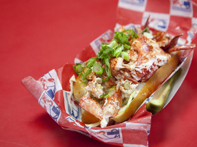 Eat like a New Englander at Red Hook Lobster Pound