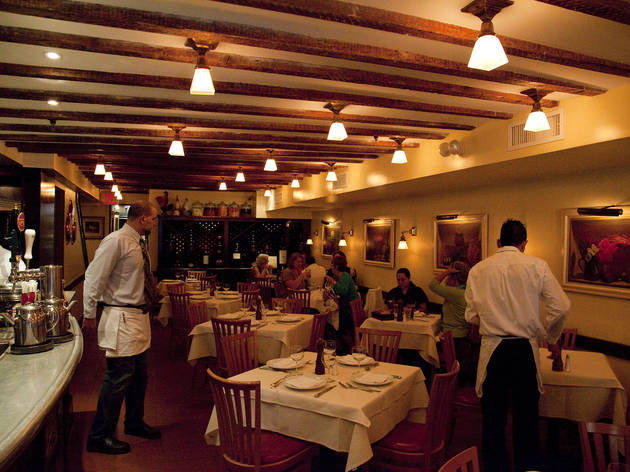 14 Best Restaurant Row Nyc Eateries To