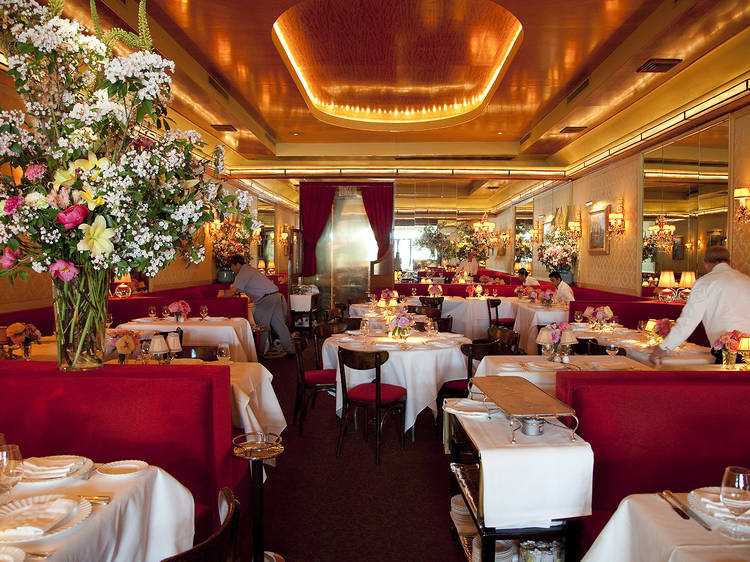 Check out the most romantic restaurants in NYC