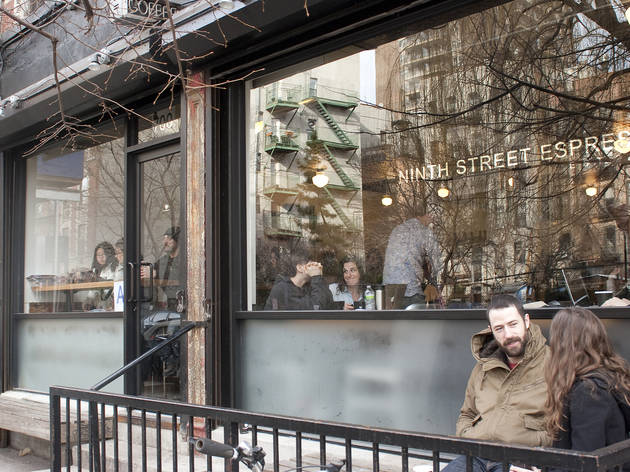 Ninth Street Espresso (Photo: Hannah Mattix)