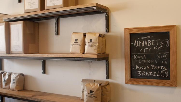 Ninth Street Espresso (Photo: Hannah Mattix)