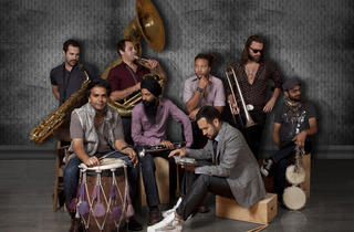 Red Baraat + Superhuman Happiness
