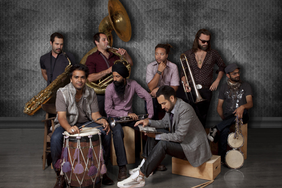 Red Baraat's Festival of Colors
