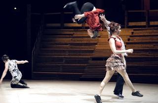 Soirée cirque (© Julie Carretier-Cohen)